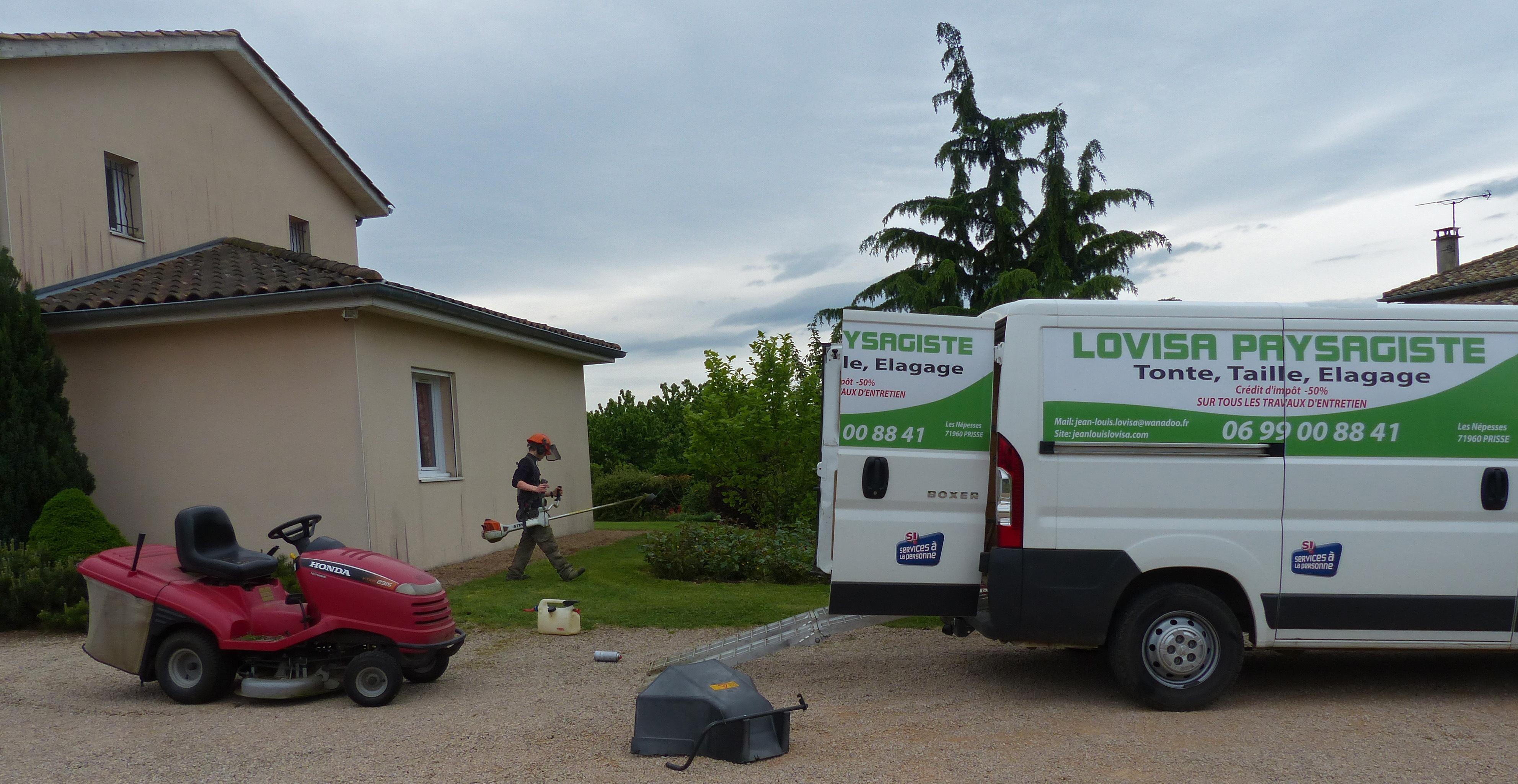 Lovisa lovisa jean louis paysagiste en france paysagiste for Jardinier paysagiste 71
